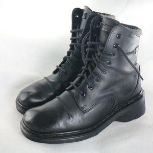 VTG DR. MARTENS Made in England 9279 Black Boots
